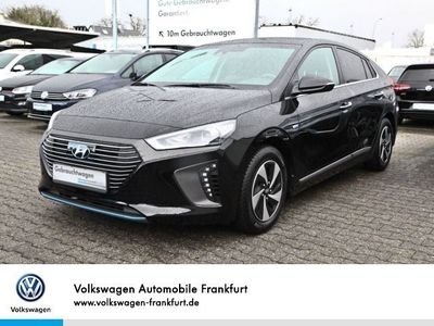 gebraucht Hyundai Ioniq 1.6 GDI Style Hybrid Einparkhilfe Navi Rückfahrkamera Xenon Lim. Schrägheck/Style Hybrid