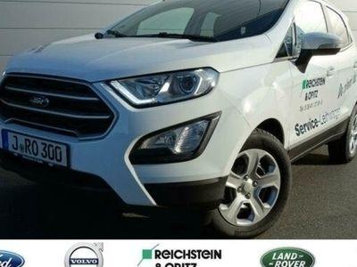 gebraucht Ford Ecosport 1.0 EcoBoost Trend +FS-/Sitzhzg