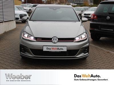 gebraucht VW Golf VII GTI 2.0 TSI DSG Performance Pano AHK Na
