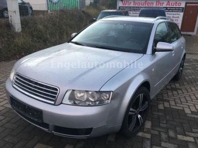 gebraucht Audi A4 Avant 1.6