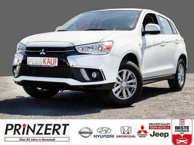 gebraucht Mitsubishi ASX 1.6 ClearTec 2WD 'Active', Neuwagen, bei Autohaus am Prinzert GmbH