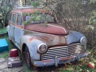 gebraucht Peugeot 203 1956 zum Wiederaufbau - Guter Zustand