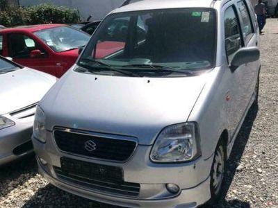 gebraucht Suzuki Wagon R *TÜV NEU*Klima*Standheizung...