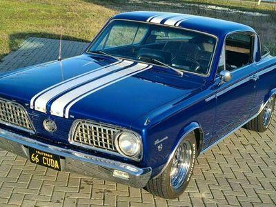 gebraucht Plymouth Barracuda 1966360 V8 Performance... als Sportwagen/Coupé in Essen-Kray