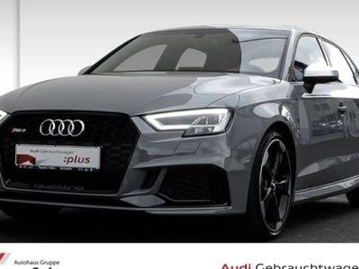gebraucht Audi RS3 Sportback 2.5 TFSI quattro Navi Sportabgas Optik s