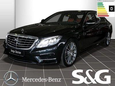 gebraucht Mercedes S500 4MATIC AMG-Line Distronic/360°/PanoSD/LED/