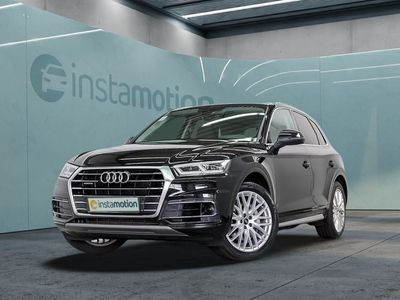 gebraucht Audi Q5 Q53.0 TDI Q LUFT ACC VIRTUAL LED NAVI+ LEDER