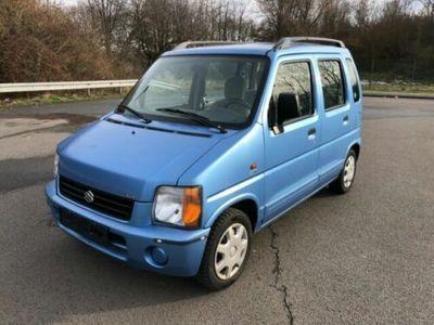 używany Suzuki Wagon R+ 1.2 4WD GL