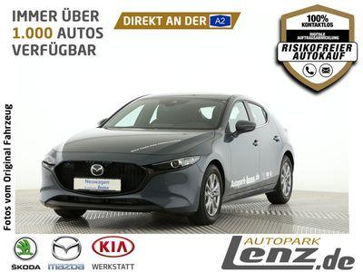 gebraucht Mazda 3 Selection LED Kamera Navi ab 0,99% Fin.