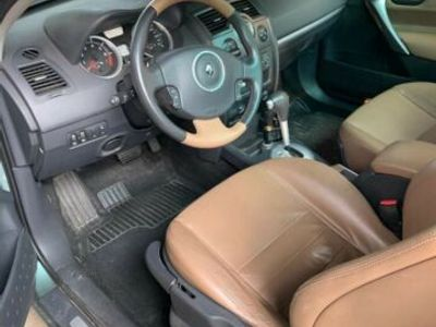gebraucht Renault Mégane Cabriolet 1.6 Coupe- Aut. Privilege