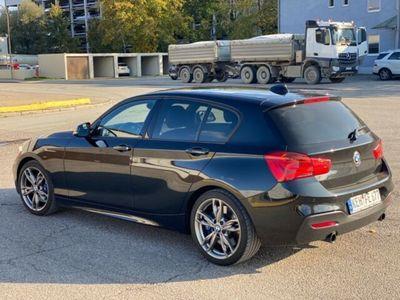 gebraucht BMW M135 i xDrive Sport-Aut., Leder