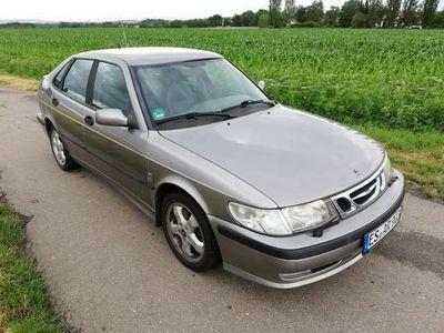 gebraucht Saab 9-3 2.0 T SE Limited Edition mit wenig KM