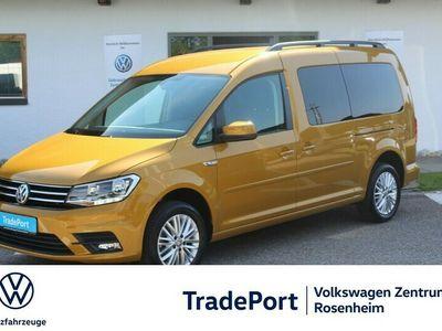 gebraucht VW Caddy Maxi Life 7-Sitzer Comfortline 2,0 TDI -EURO 6- (Klima,Sitzhzg.)