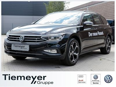 "gebraucht VW Passat Variant 2,0TSI DSG Business 18"" Navi LED DAB ACC Tiemeyer Marl GmbH & Co. KG Tiemeyer Marl GmbH & Co. KG"