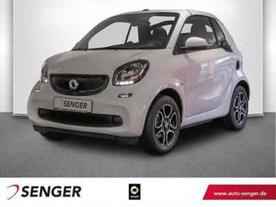 gebraucht Smart ForTwo Cabrio 52kW DCT prime cool&Media Ablage