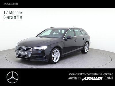 gebraucht Audi A4 2.0 TDI Avant sport S Line PL virtual+KAM+MMI