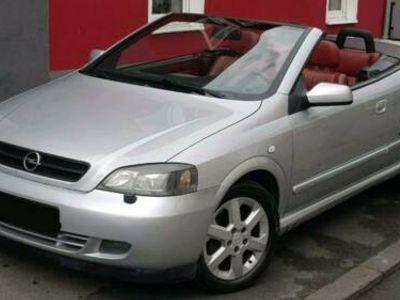 begagnad Opel Astra Cabriolet g 2.2 Bertone