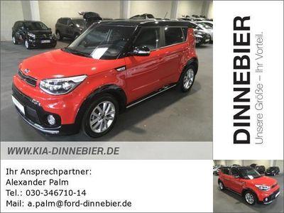 gebraucht Kia Soul 1.6 Crdi DCT Dream-Team17 Navi Sitzheizung Gebrauchtwagen, bei Autohaus Dinnebier GmbH