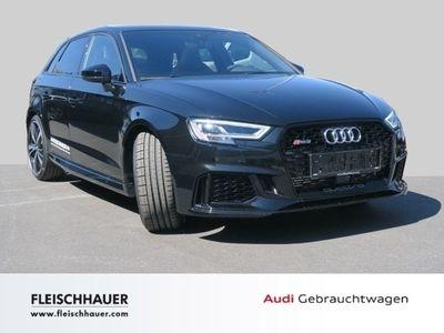 gebraucht Audi RS3 Sportback RS3S tronic Navi Leder LED