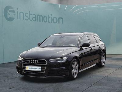 gebraucht Audi A6 A6Av 3.0TDIqu.adAIR/ACC/Bose/HuD/Kamera/Memory