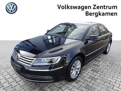 gebraucht VW Phaeton V6 TDI Lang LUFT/XENON/Navi/Leder/ALU