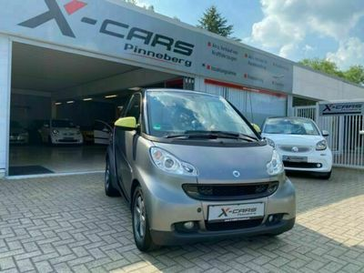 """gebraucht Smart ForTwo Coupé Mhd ,,Edition greystyle""""KLIMA*Sitzh"""