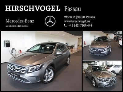 gebraucht Mercedes GLA200 d Progressive+LED+Pano+Navi+Spiegel-P+CD