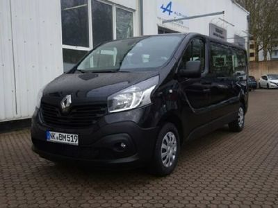 gebraucht Renault Trafic dCi 125 Grand Combi Expression Einparkh.