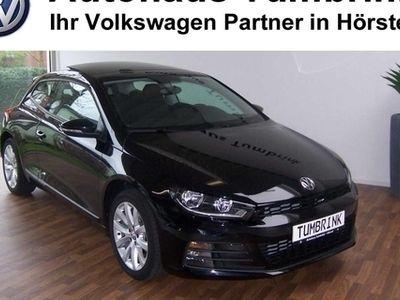 käytetty VW Scirocco Sport TDI Navi Panoramadach Winterpaket