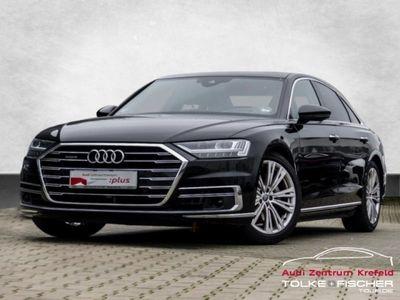 gebraucht Audi A8 50 TDI quat./tiptr. (Navi Xenon Leder Klima Luftfe