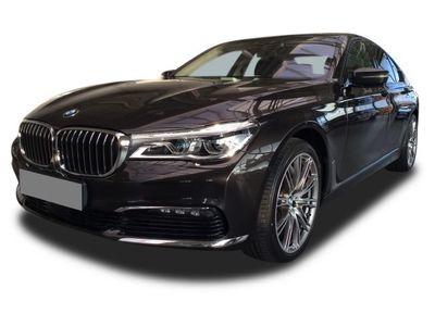 gebraucht BMW 750 d xDrive Laserlicht Fond Entertainment AHK Integral Lenkung