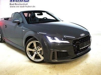 gebraucht Audi TT Roadster 45 TFSI quattro S-tronic 2x S line