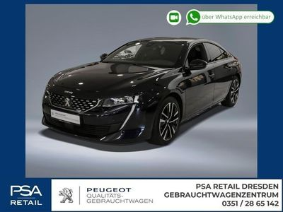 gebraucht Peugeot 508 BlueHDi 180 EAT8 S&S GT Focal/Memory/Keyless