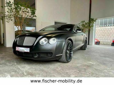 "gebraucht Bentley Continental GT / EINZELSTÜCK / 21"" Felgen"