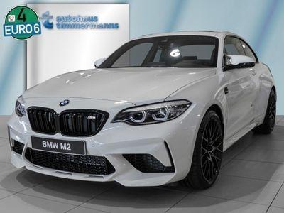 gebraucht BMW M2 Competition M DKG Navi Prof. Klimaaut. PDC