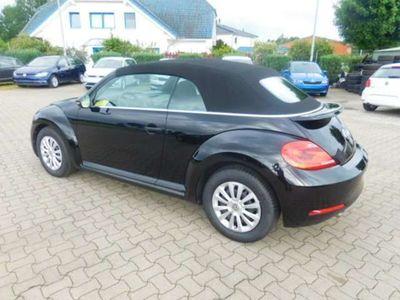 gebraucht VW Beetle New 1.2 Cabrio BMT TSI bei Gebrachtwagen.expert