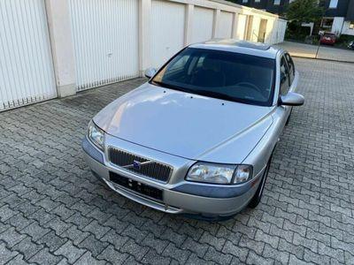 gebraucht Volvo S80 Benzin Klima Sitzheizung AHK Tüv...