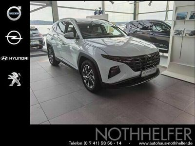 gebraucht Hyundai Tucson New 1.6 CRDI 136 PS (+48V) DCT 2WD Trend