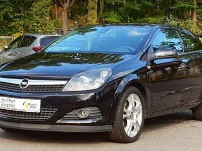 gebraucht Opel Astra GTC 1.8 Cosmo Automatik/Xenon/LMF/MFL/