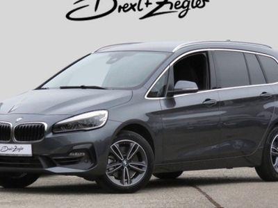 gebraucht BMW 220 Gran Tourer Sport Line Navi LED DrAssPlus