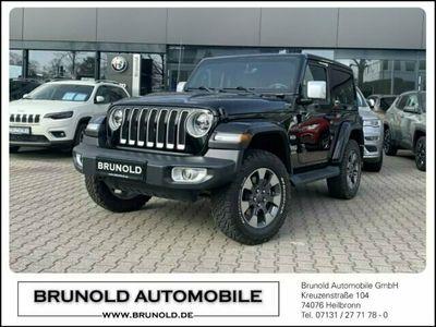 gebraucht Jeep Wrangler Unlimited Sahara MY18+NAVI+LED+200PS