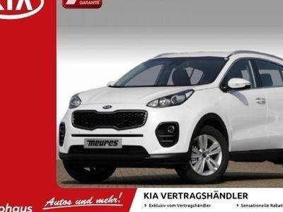 used Kia Sportage 1.7 CRDi 2WD Vision NAVI KAMERA PDC TEMPOMAT SITZHZG -