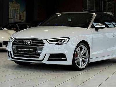 gebraucht Audi S3 Cabriolet 2.0 TFSI S-tronic qua*LEDER*LED*1.HAND