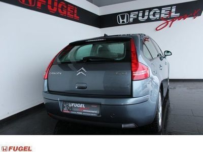 gebraucht Citroën C4 1.6 HDi 110 FAP VTR Plus Tempomat