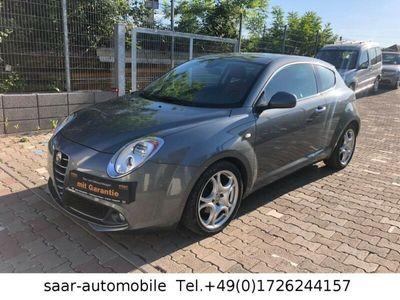 gebraucht Alfa Romeo MiTo Turismo/VOLLEDER/EURO5