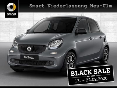gebraucht Smart ForFour 66kW passion BRABUS tailor made DCT SHZ