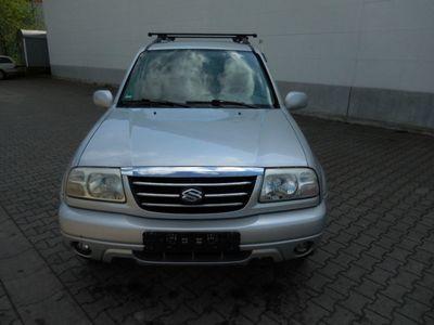 gebraucht Suzuki Grand Vitara XL-7 Lang, Klima, TÜV 4/2017