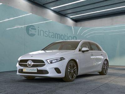 gebraucht Mercedes A180 A 180Progressive LED Navi Kamera Sounds. Spurh.