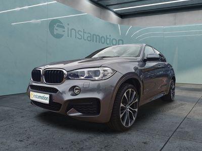 gebraucht BMW X6 X6xDrive 30d EURO 6 Aut M-Sportpaket Navi PGD Cam Temp Klima