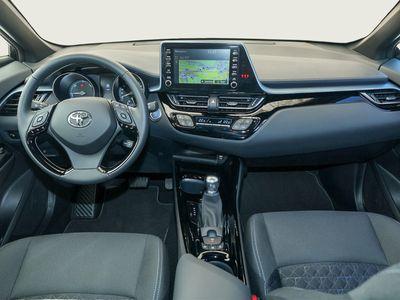 gebraucht Toyota C-HR C-HRTeam D 20-l-Hybrid KLIMA*KAMERA*BT